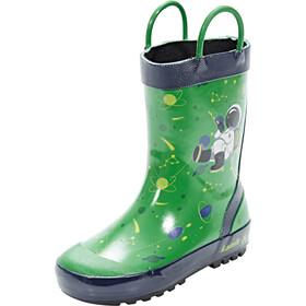 Kamik Orbit Rubber Boots Youths Green